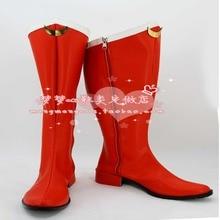 Высокая-Q унисекс Сейлор Мун маскарадные костюмы ботинки