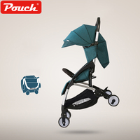 2017 Pouch new baby stroller super light umbrella baby car folding carry on air plane directly Minnie size