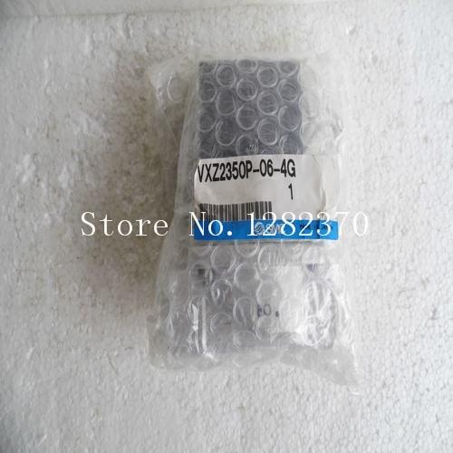 [SA] New Japan genuine original SMC solenoid valve VXZ2350P-06-4G spot [sa] new japan genuine original smc solenoid valve syj5523 4g c4 spot