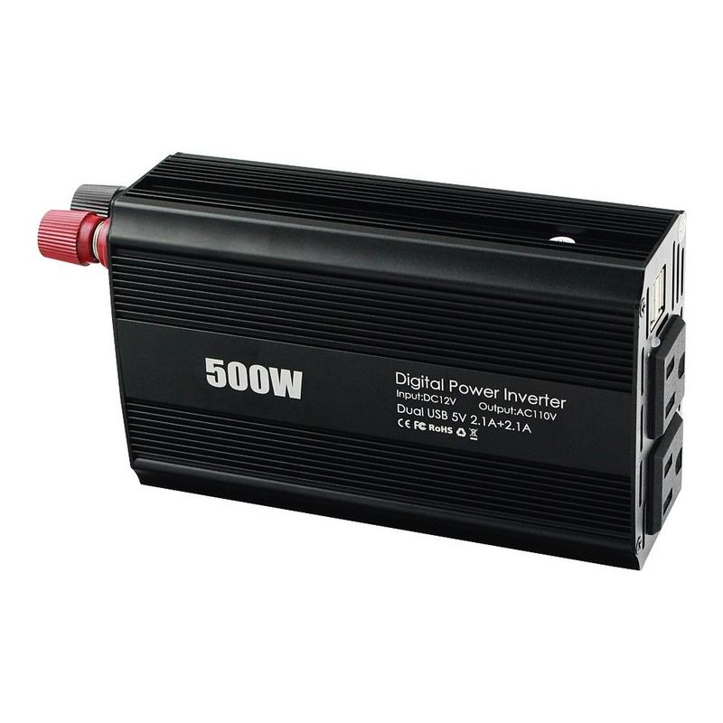 Car inverter charger
