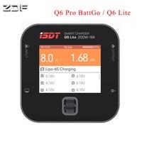 ISDT Q6 Pro BattGo / Lite 300W 14A Pocket Smart Digital Lipo Charger Battery Balance Charger For RC Models DIY Multicopter Part