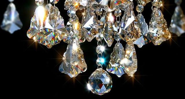 Lampade Cristallo Di Boemia : Online shop cristallo di boemia sconto chandeleir lampade a led