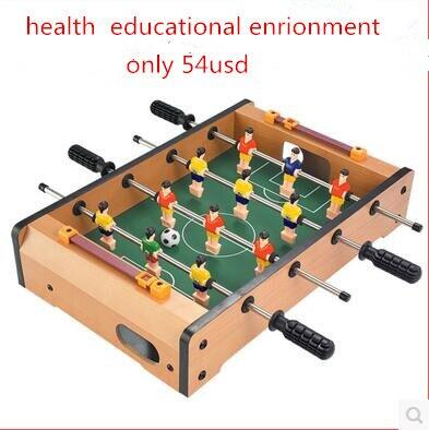 Детский стол футбол Мини рабочего стола 4 бар интерактивные игрушки ...