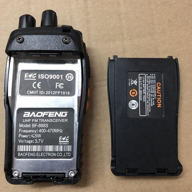 BF 888S портативная рация Батарея 1500 мА ч для BF 666S Retevis H777 H 777 Батарея BF 777S baofeng BF 888s Батарея baofeng 888s