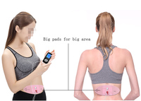 2017 Popular Portable Biofeedback Neuromuscular Stimulator NCC Physiotherapy Equipment With Big Pads