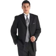 classic suits for men suit fashion 2016 tailor suits tuxedo for wedding black jacket+pant