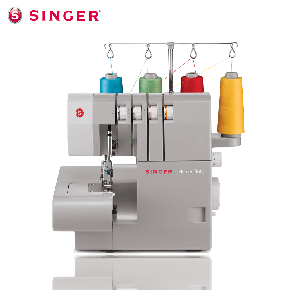 singer 14hd854 overlock sewing machine multi functional electrical double needle 4 line foot. Black Bedroom Furniture Sets. Home Design Ideas
