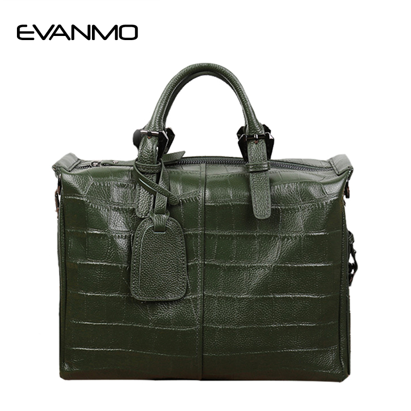 2017 Casual Tote Female Genuine Leather Handbags Soft Skin Green High Quality Shoulder Bag Cowhide Zipper Messenger Bags Satchel men crossbody bag messenger shoulder handbags cowhide genuine leather casual business satchel mens bags for male high quality
