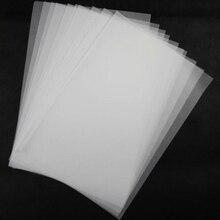 Горячая 100 шт./лот 73 г А4 высокое качество серной кислоты бумага калька каллиграфия копировальная бумага Инженерные чертежи дизайн