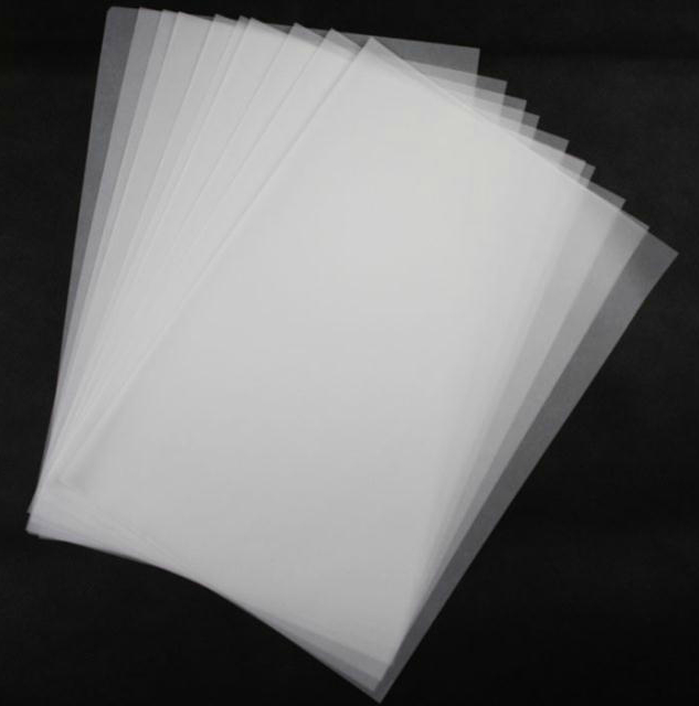 Hot selling 100 pcs/lot 73g A4 High quality sulfuric acid paper tracing paper calligraphy copy paper engineering drawings design