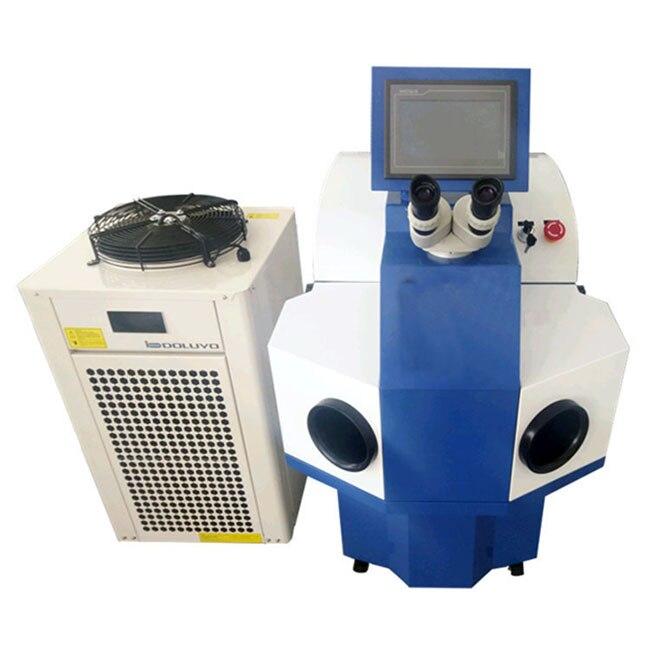 Machine de soudage laser portable à prix compétitif pour les bijoux