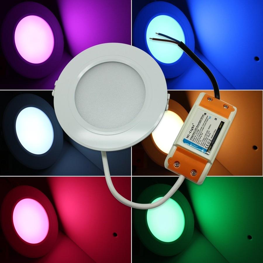 10 дана X 6W LED жарықтандырғыш шам Dimmable Mi - LED Жарықтандыру - фото 6