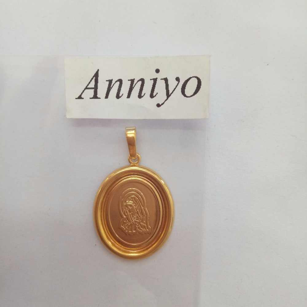 Anniyo девственница Mary ожерелья с подвесками для женщин/девушек, наша Леди ожерелья для женщин, католические религиозные ювелирные изделия #036004