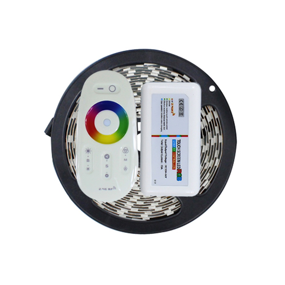 non waterproof 5050 rgb led strip 5m 300led dc12v flexible. Black Bedroom Furniture Sets. Home Design Ideas