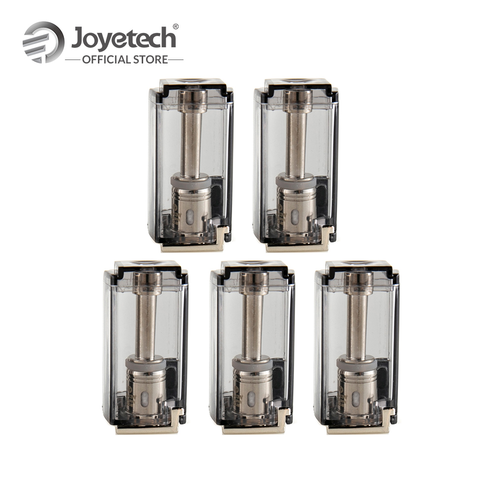[ES/FR] Original Joytech EXCEED Grip Cartridge 3.5ml POD Cartridge/4.5ml Standard Cartridge For Exceed Grip Kit E-Cigarette