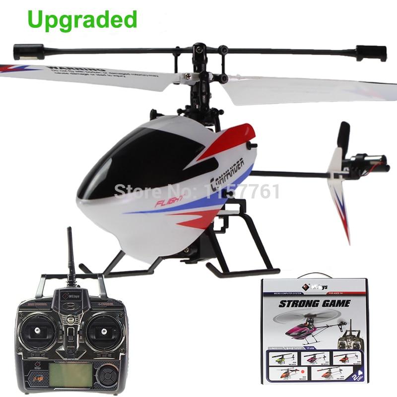 WLtoys V911 pro V911 V2 2,4g 4CH RC Hubschrauber RTF und BNF für kinder spielzeug beste geschenk im freien spaß