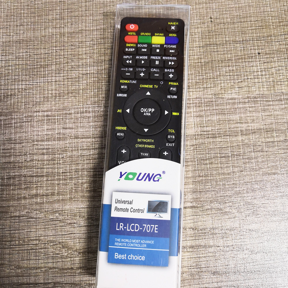 TV Remote Control Replacement for Samsung LG Sony TCL Philips Toshiba GRUNDIG