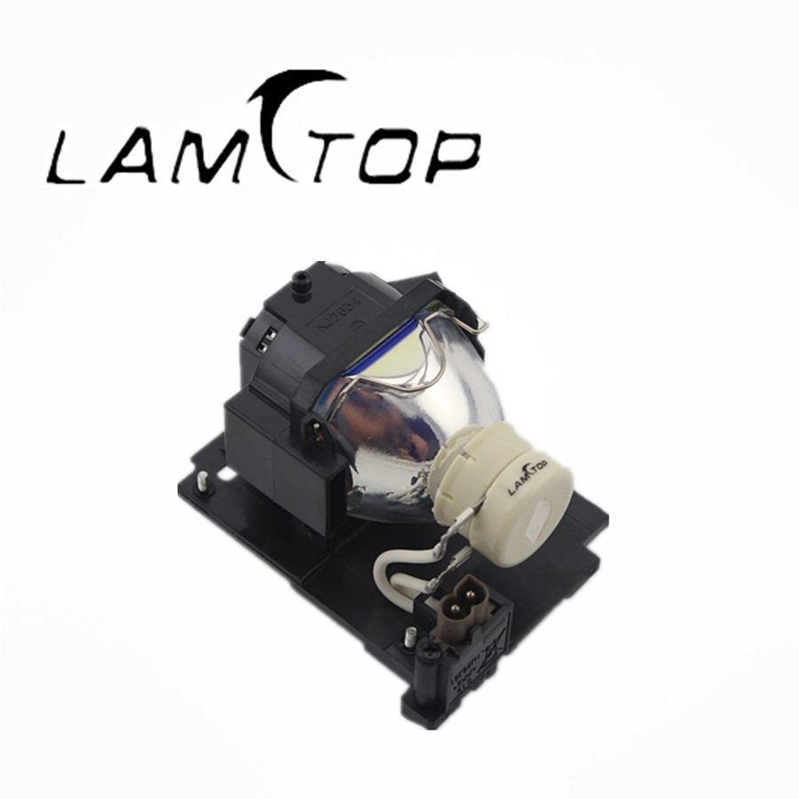 LAMTOP compatible  lamp with housing/cage    DT01022  for   CP-RX70W lamtop original lamp with housing cage dt01022 for ed x24