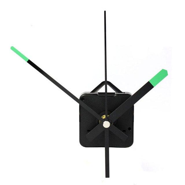 NEW Clock Mechanism DIY Kit Mechanism For Clock Parts Wall Clock Quartz Hour Minute Hand Quartz Clock Movement Home Decoration