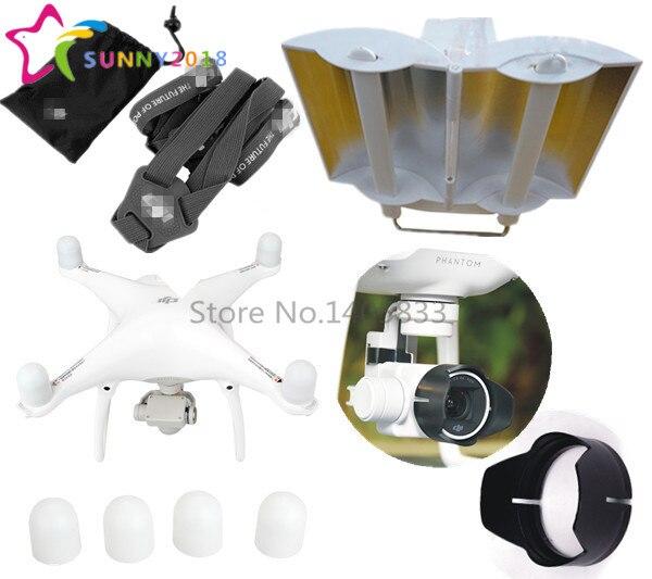 DJI Phantom 4 Phantom 3 Obiektyw aparatu Osłona przeciwsłoneczna - Aparat i zdjęcie