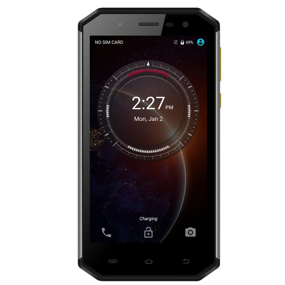 Originele S50 Waterdichte Telefoon Schokbestendig IP68 Robuuste Android 6.0 ultra dunne Slanke Mobiele Telefoon MTK6753 Octa Core 3 GB RAM 13MP GPS - 2