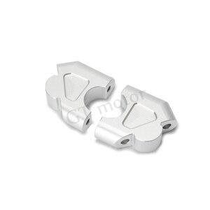 Image 4 - Manubrio Riser Riser Montaggio Maniglia di Trascinamento Bar Morsetto Estendere Adattatore Per BMW R1200GS LC 13 18 GS 1200 LC avventura ADV R1250GS