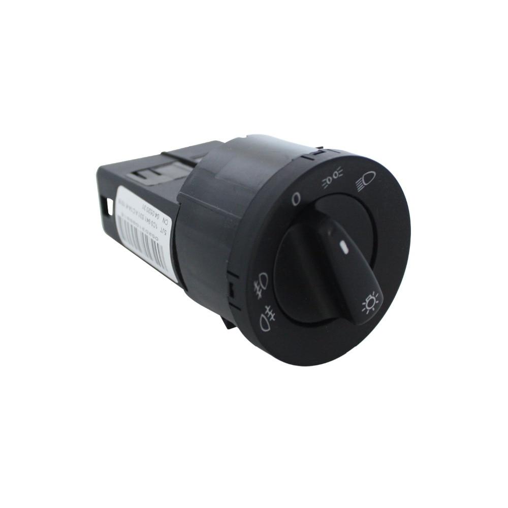 Auto Headlight Switch With Fog Light Control For VW Jetta