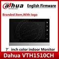 Сетевой видеорегистратор Dahua оригинальный английская версия VTH1510CH IP видео домофон 7 дюймов крытый POE Сенсорный экран для контроля уровня сах...