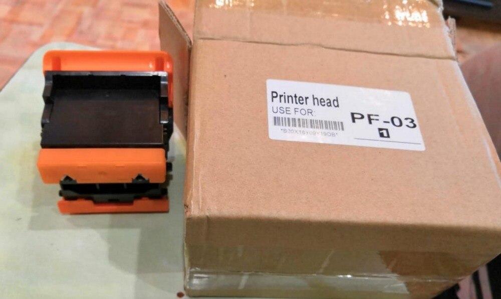 Оптовая продажа Оригинальных disassemblied PF-03 Печатающая головка для Canon iPF500 iPF510 ipf600 iPF605 ipf610 ipf700 ipf710 Ipf810 печатающей головки