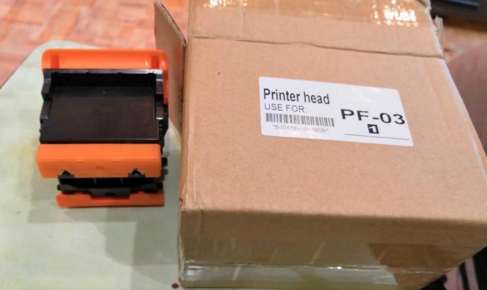 En gros D'origine disassemblied PF-03 Tête D'impression Pour Canon Ipf500 Ipf510 Ipf600 Ipf605 Ipf610 Ipf700 Ipf710 Ipf810 Imprimante Tête