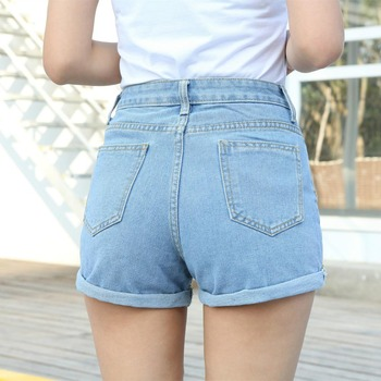 Vintage High Waisted Shorts 3