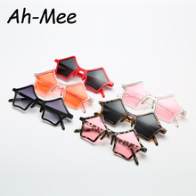 Small Vintage Sunglasses Unique Star Shaped Sun Glasses Women Cheap