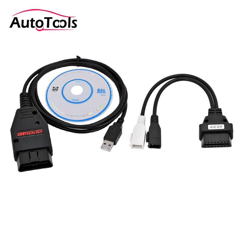 EOBD Galletto 1260 ECU Flasher Car Diagnostic Interface Galleto 1260 Cable ECU Chip Tuning Tool Work on EDC16 EDC15 MEx.x DELCO tech 2 scanner for sale