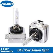 Aslent D1S D1R D1C CBI HID xenon headlight bulbs lamps 12v 35w Auto Car light 6000K 8000K D1 Universal for BMW Audi Benz Q3 A4L