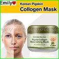 Coreano Máscara de Colágeno Da Pele de Porco 100g Creme Anti Envelhecimento Anti Rugas Máscara Facial Magia Eternas Produtos Cosméticos Coreano