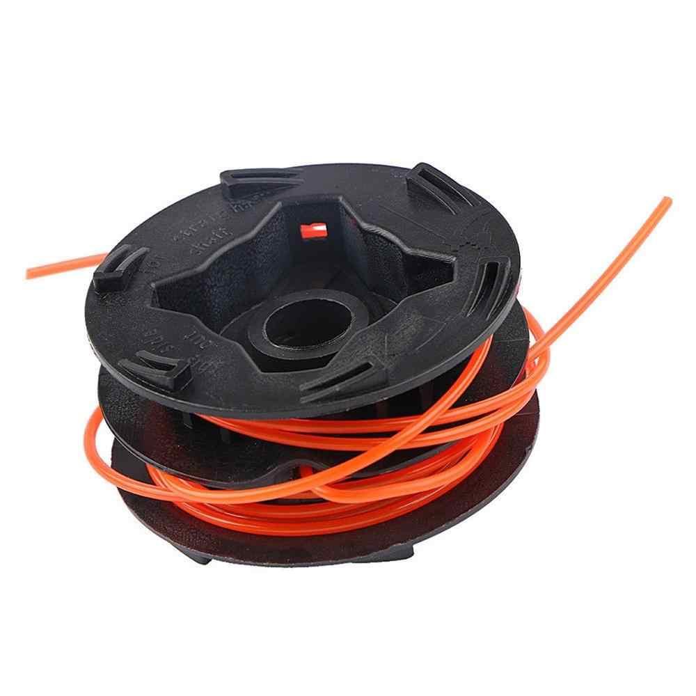 Cortadora de cuerdas, cabezal automático para cabezal de corte Toro, adecuado para cepillo cortacésped, cosechadora, cortadora de césped # sx