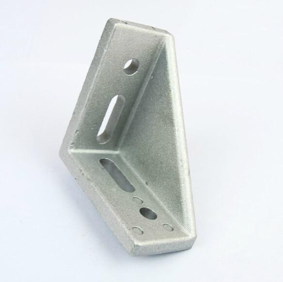 3060 Corner Angle Bracket Joint Aluminum Profile Extrusion
