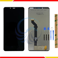 Tested OK Mobile Phone Parts LCD Display For Nokia 3.1 Plus TA 1118 TA 111 LCD Display Complete assembly