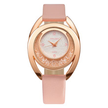 Watch Women Bracelet Ladies Watch With Rhinestone Clock Womens Vintage Fashion D