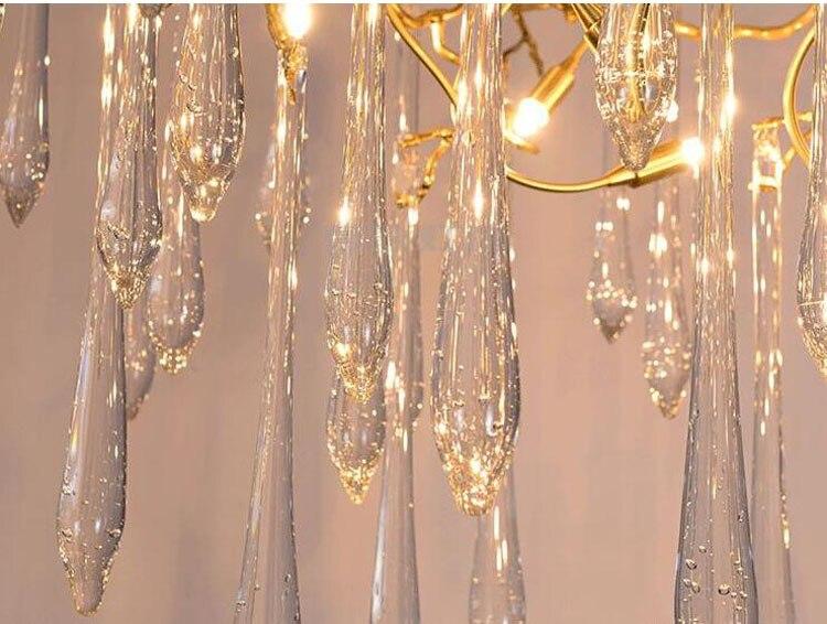Kronleuchter Farbig ~ Phube beleuchtung duplex gebäude treppen kristall kronleuchter led