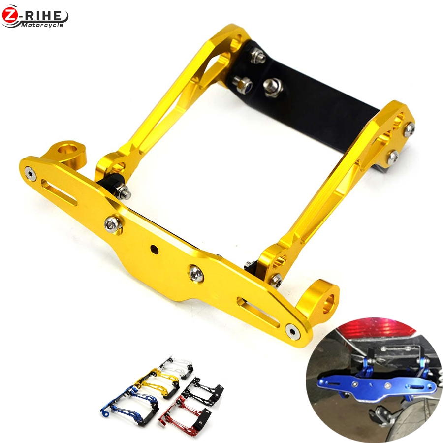 Fender Eliminator motorcycle License Plate Bracket Ho Tidy Tail Universal For Ducati 748 916 SPS 900 SS Monster 400 600 620 750 aftermarket free shipping motorcycle parts eliminator tidy tail for 2006 2007 2008 fz6 fazer 2007 2008b lack