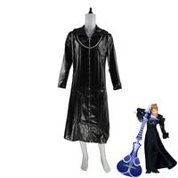 Kingdom Hearts II Organization XIII Cloak Cosplay Costume Anime Party High quality windbreaker