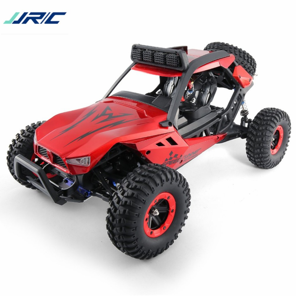 HOT! JJRC Q46 1/12 2.4G Remote Control 4CH Off Road Buggy Crawler 45km/h High Speed RC Car 4-wheel Drive Toy for Children цены онлайн