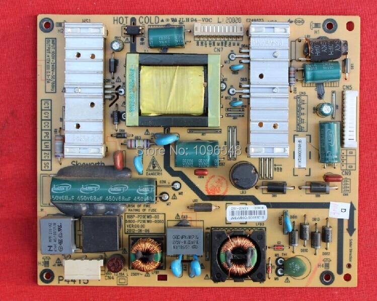 Free Shipping>original!!! 168P-P29EWB-00 5800-P29EWB-0000 power panel 29E500R original 32s12hr 32k03hr 32l05hr power supply board 168p p32alk 00 10