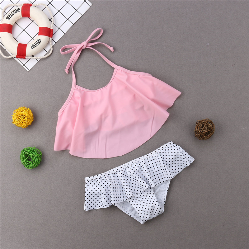 HTB1JQiNaLvsK1Rjy0Fiq6zwtXXaC Swimwear Mom And Daughter Bikini Set Father And Son Matching Outfits Women Swimwear Baby Girl Swimsuit Family Matching Outfits