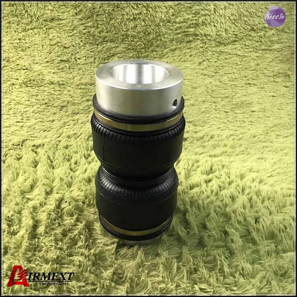Molla pneumatica POSTERIORE AIRMEXT per INFINITY G37 / Sospensione pneumatica Molla pneumatica conica conica / ammortizzatore airbag