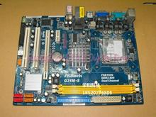 G31M-S support DDR2 775 -pin integrated small board G31M G31 Motherboard