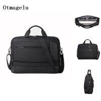 Nylon Oxford Waterproof Computer Laptop Case Notebook Tablet Bag Bags Case Messenger Shoulder Business Briefcase For Men Women
