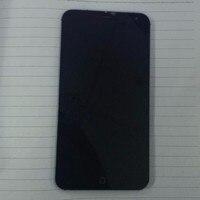 סיטונאי באיכות גבוהה MX4 מסך מגע LCD תצוגת Digitizer עצרת עם מסגרת עבור חלקי תיקון חיישן טלפון נייד Meizu MX4