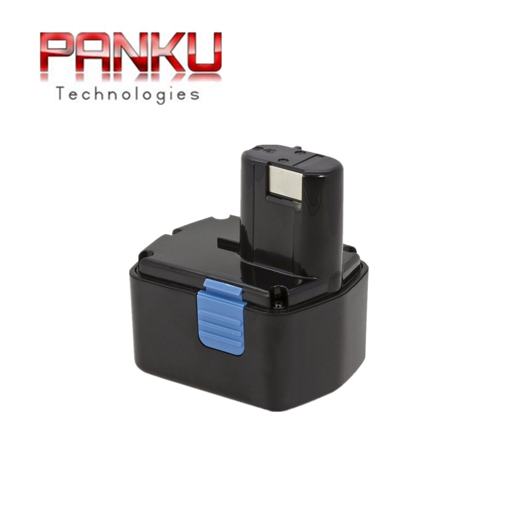 ФОТО PANKU 14.4V 2.0AH Battery For Hitachi 315128 EB 1424 EB 14B EB 14S UB 18DL WR 14DH DS 18DVC